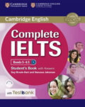 Complete IELTS Bands 5/6.5 Student´s Book with Answers with CD-ROM with Testbank - Guy Brook-Hart