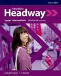 New Headway Upper Intermediate Workbook with Answer Key (5th) - John a Liz Soars