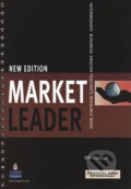 Market Leader New Edition Intermediate Teacher´s Book w/ Test Master CD-ROM Pack - Bill Mascull