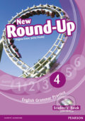 Round Up 4 Students´ Book w/ CD-ROM Pack - Jenny Dooley