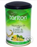 TARLTON zelený čaj Lime & Lemon -