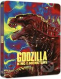 Godzilla II Král monster  Ultra HD Blu-ray Steelbook - Michael Dougherty