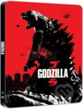 Godzilla (2014) 3D Steelbook - Gareth Edwards