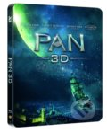 Pan 3D Steelbook - Joe Wright