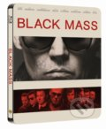 Black Mass: Špinavá hra Steelbook - Scott Cooper