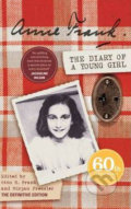 The Diary of a Young Girl: The Definitive Edition - Anne Frank