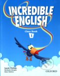 Incredible English 1 - Sarah Phillips