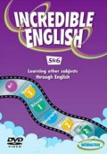 Incredible English 5 & 6: DVD - Sarah Phillips