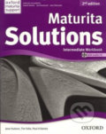 Maturita Solutions Upper Intermediate Workbook 2nd - A. Paul Davies, Tim Falla, Jane Hudson