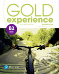 Gold Experience 2nd Edition B2 - Jacky Newbrook, Lynda Edwards