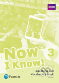 Now I Know 3 Speaking and Vocabulary Book - Elaine Boyd