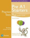 Practice Tests Plus YLE 2nd Edition Starters Teacher´s Guide - Rosemary Aravanis,  Elaine Boyd
