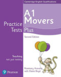 Practice Tests Plus YLE 2nd Edition Movers Students´ Book - Rosemary Aravanis, Elaine Boyd