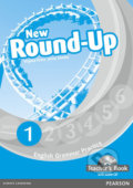 Round Up 1 Teacher´s Book w/ Audio CD Pack - Jenny Dooley , V Evans