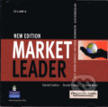Market Leader Intermediate Class CD 1-2 - David Cotton
