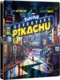 Pokémon: Detektiv Pikachu  Ultra HD Blu-ray Steelbook - Rob Letterman