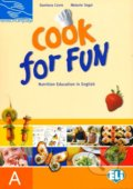 Cook for Fun - Students book A - Damiana Covre, Melanie Segal