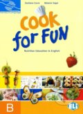 Cook for Fun - students book B - Damiana Covre, Melanie Segal