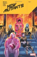 New Mutants Vol. 2 - Ed Brisson, Jonathan Hickman, Marco Failla (ilustrátor)