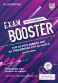Exam Booster for B1 Preliminary and B1 Preliminary for Schools with Answer Key with Audio for the Revised 2020 Exams - Sheila Dignen, Helen Chilton