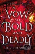 A Vow So Bold and Deadly - Brigid Kemmerer