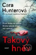 Takový hněv - Cara Hunter