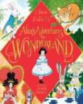 Alice's Adventures In Wonderland - Lewis Carroll, Chris Riddell (ilustrátor)