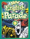 New English Parade 3 - M. Herrera, T. Zanatta