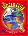 World Club 1: Teacher's Book - Michael Harris, David Mower