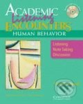 Academic Listening Encounters: Human Behavior - Miriam Espeseth