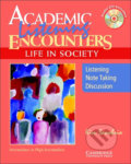 Academic Listening Encounters: Life in Society - K. Sanabria