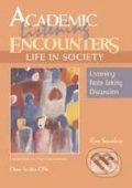 Academic Listening Encounters: Life in Society -