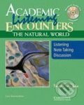Academic Listening Encounters: The Natural World - Yoneko Kanaoka