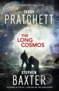 The Long Cosmos - Terry Pratchett, Stephen Baxter