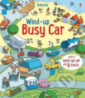 Wind-Up Busy Car - Fiona Watt, Stefano Tognetti (ilustrátor)