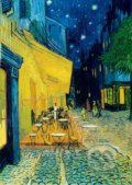 Vincent Van Gogh - Café Terrace at Night, 1888 -