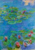 Claude Monet - Water Lilies, 1917 -