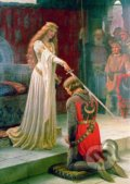 Edmund Blair Leighton - The Accolade, 1901 -
