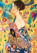 Gustave Klimt - Lady with Fan, 1918 -