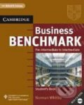 Business Benchmark - BULATS Edition - G. Brook-Hart