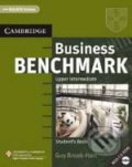 Business Benchmark - Upper Intermediate  BULATS Edition - G. Brook-Hart