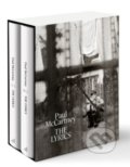 The Lyrics - Paul McCartney, Paul Muldoon