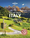 Best Day Walks Italy - Gregor Clark, Brendan Sainsbury