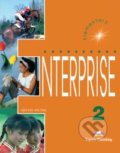 Enterprise 2 - Student's Book - Elementary - Virginia Evans, Jenny Dooley