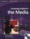 Cambridge English for the Media - Student's Book with Audio CD - Nick Ceramella