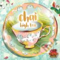 Chai High tea - Dan Kazmaier, Connie Kazmaier