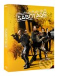 Sabotage Steelbook - David Ayer