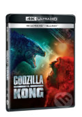 Godzilla vs. Kong Ultra HD Blu-ray - Adam Wingard