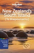 Lonely Planet New Zealand's South Island - Brett Atkinson, Peter Dragicevich, Monique Perrin, Tasmin Waby