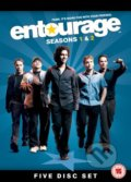 Entourage: Complete Season 1 And 2 - Doug Ellin a kolektív